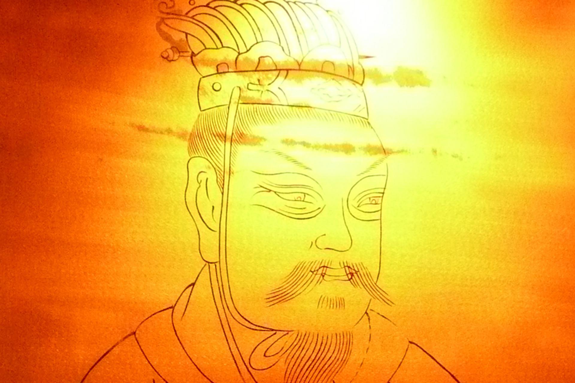 Jing Emperor Liu Qi