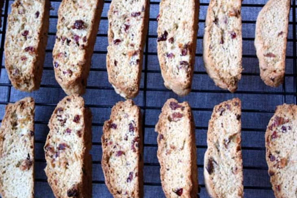 Basic American biscotti