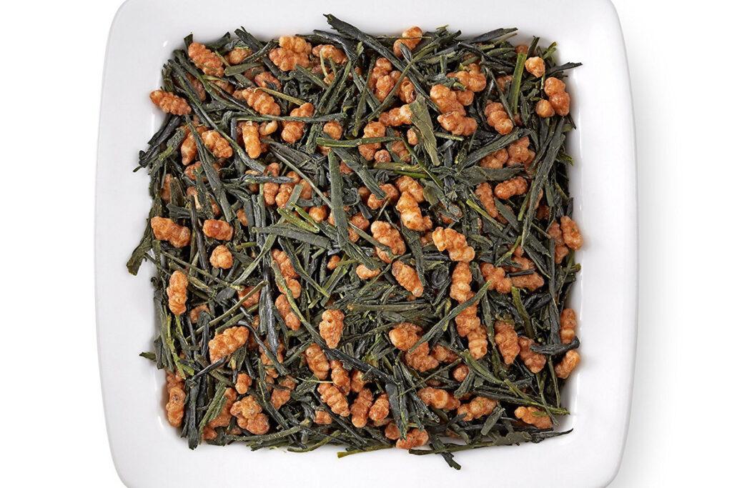 Genmaicha tea by Teavana