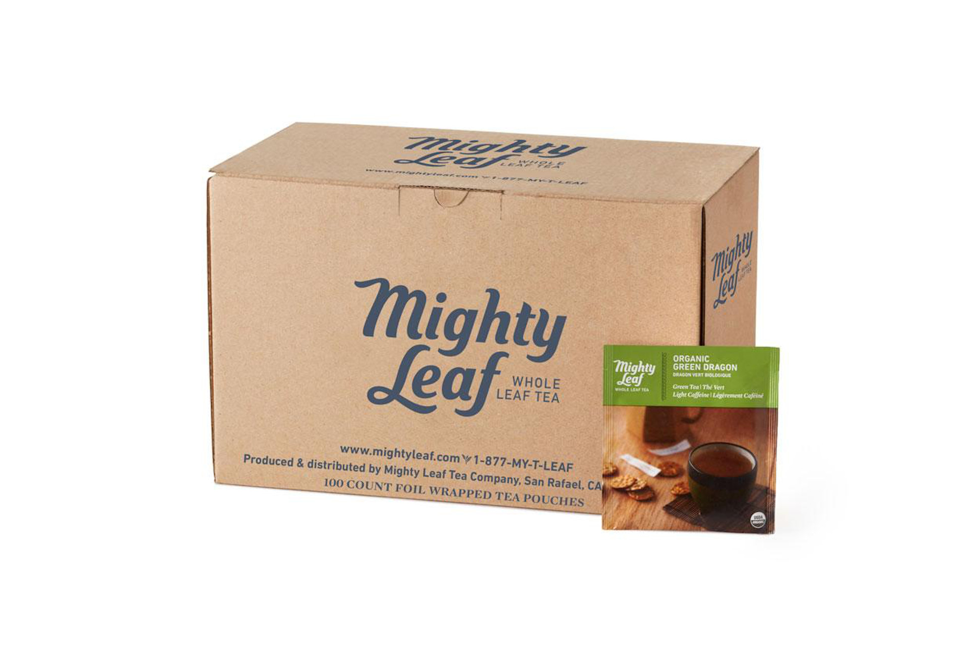 Mighty Leaf Organic Green tea