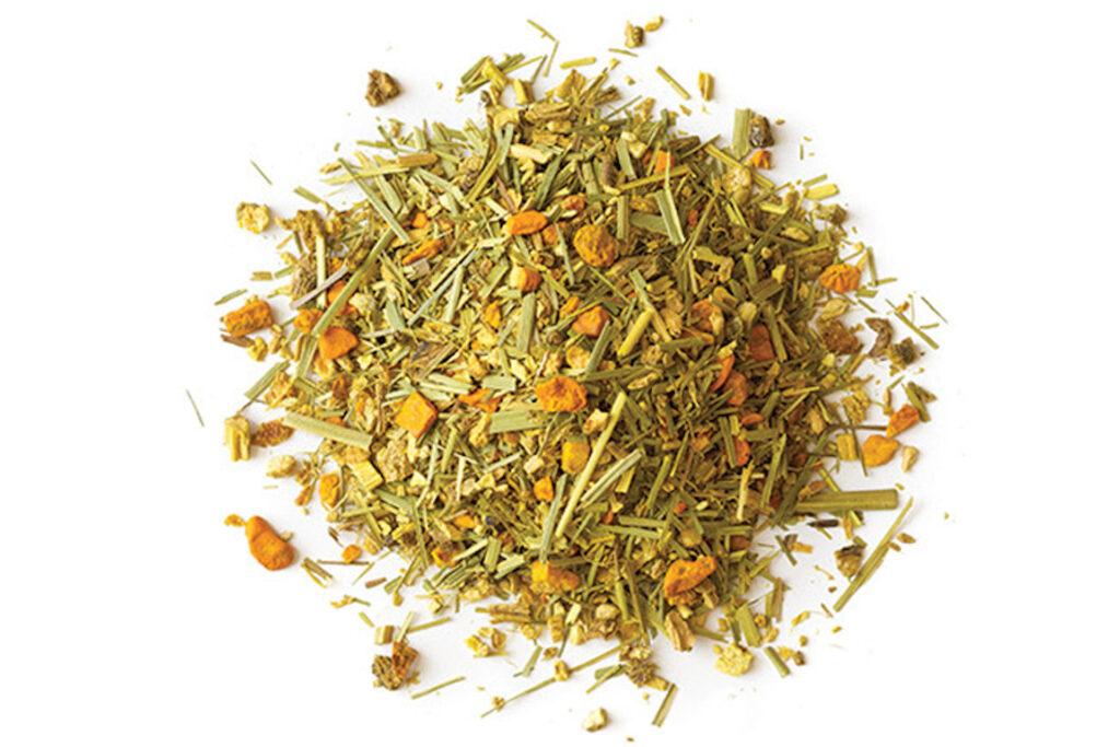 Rishi tea turmeric and ginger