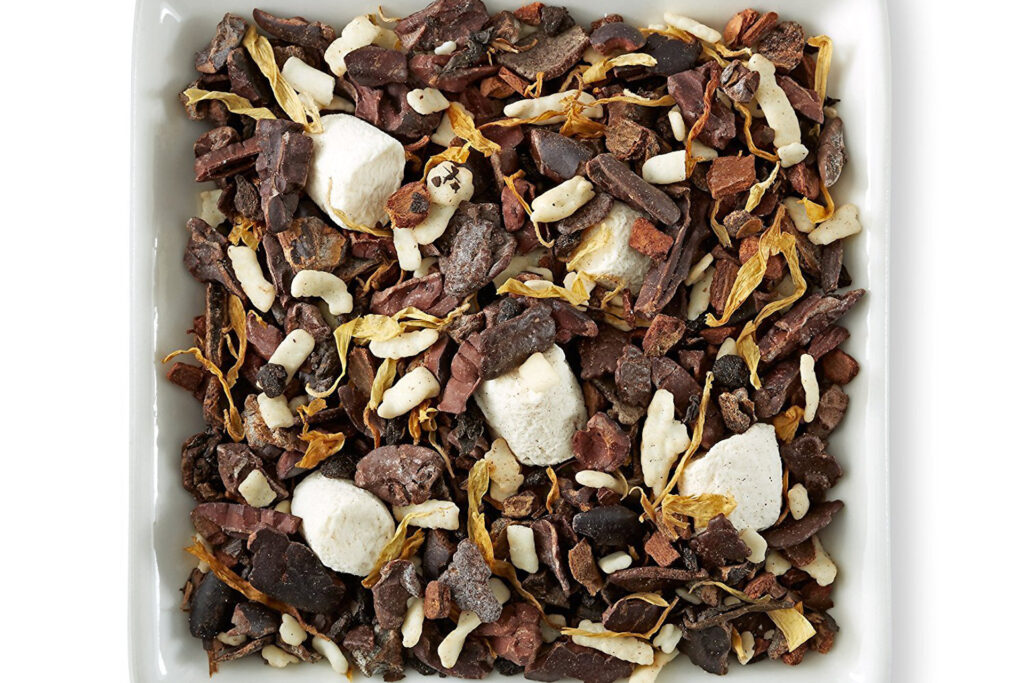 S'mores oolong tea by Teavana
