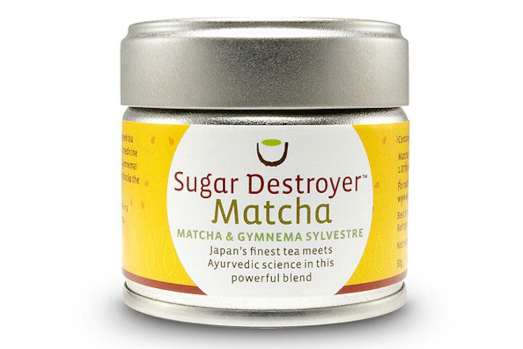 Sugar Destroyer Matcha