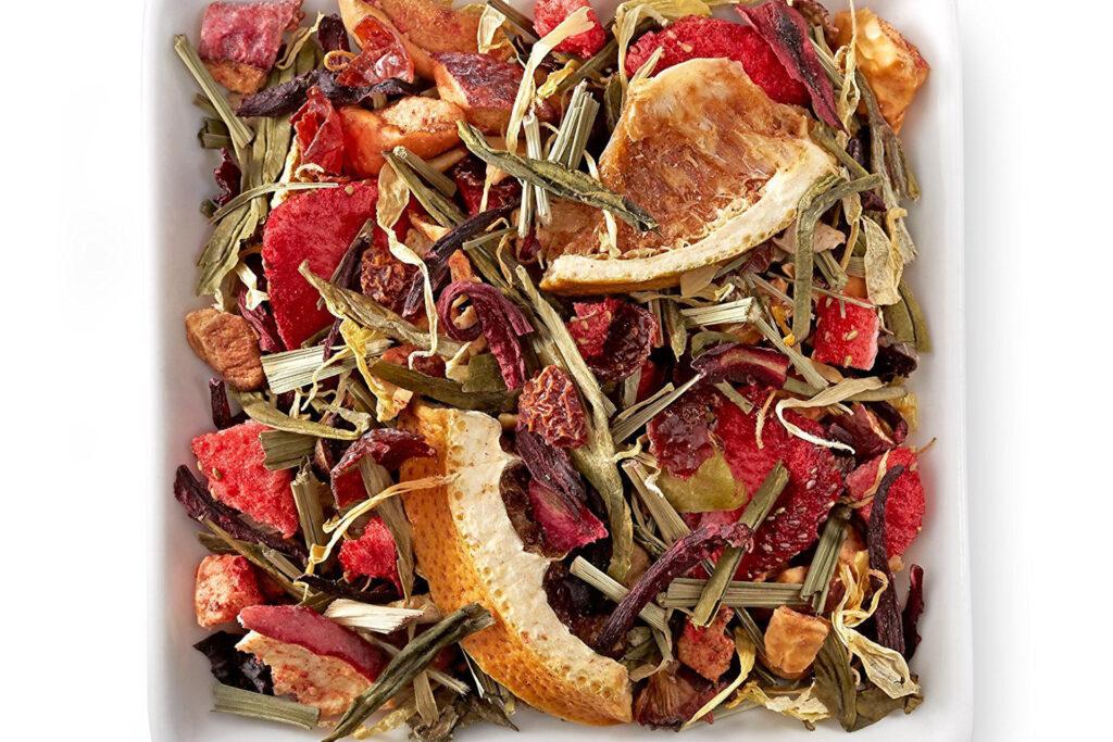 Winterberry tea blend by Teavana
